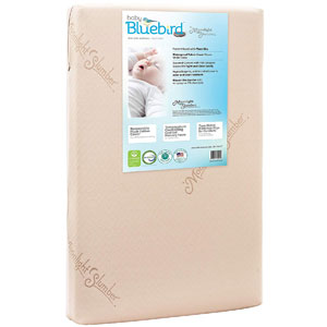 Moonlight Slumber Mini Crib Mattress