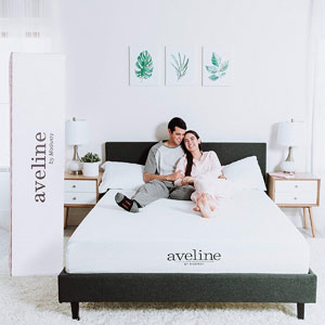 "Modway Aveline 8"" Gel Infused Memory Foam Queen Mattress"
