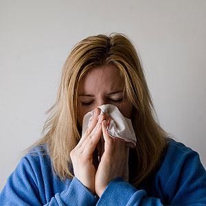 sleep loss causes flu