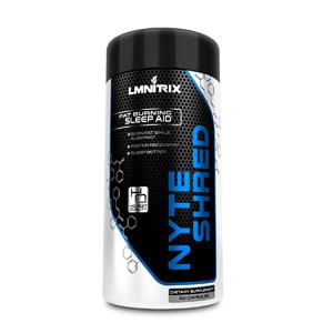 NyteShred - Natural Night time Sleep Aid Supplement & PM Burner Pills for Men & Women
