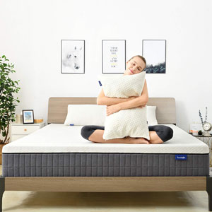 Sweetnight 12-Inch Mattress