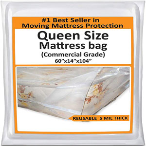 MovingHost Mattress Bags