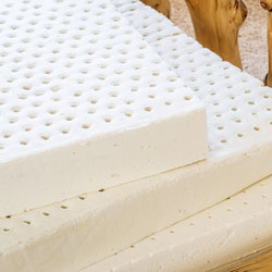 latex mattress are not hot